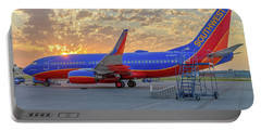 Southwest Airlines - The Winning Spirit Portable Battery Charger