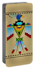 Southwest Bird Symbol Portable Battery Charger