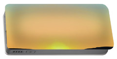 Southwestern Sunset Portable Battery Charger