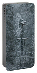 Southworth Windmill Snow Bound Portable Battery Charger