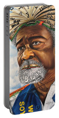 Soyinka An African Literary Icon Portable Battery Charger