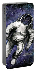 Spaaaaace Portable Battery Charger