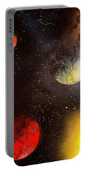 Space Balls Portable Battery Charger