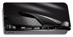 Dubai Metro Station Mono Portable Battery Charger by Ian Good