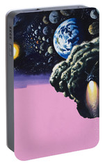 Space Portable Battery Charger by Wilf Hardy
