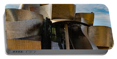 The Guggenheim Museum Spain Bilbao  Portable Battery Charger