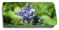 Spanish Bluebell Portable Battery Charger