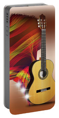 Spanish Guitar Portable Battery Charger