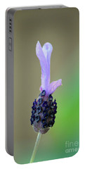 Spanish Lavender  Portable Battery Charger