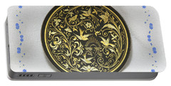 Spanish Plaque Portable Battery Charger