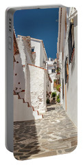 Spanish Street 1 Portable Battery Charger