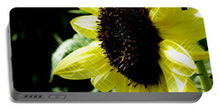 Sparkle Sunflower Portable Battery Charger