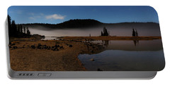 Portable Battery Charger featuring the photograph Sparks Lake At Dawn by Cat Connor