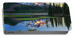 Sparks Lake Sunrise Portable Battery Charger
