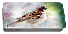 Sparrow Beauty 0004. Portable Battery Charger