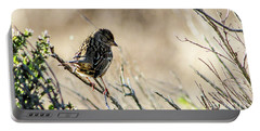 Snarky Sparrow Portable Battery Charger