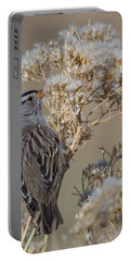 Sparrow Portable Battery Charger