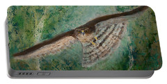 Sparrowhawk Hunting Portable Battery Charger