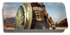 Spartan Hoplite - 02 Portable Battery Charger