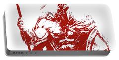 Spartan Warrior - Battleborn Portable Battery Charger