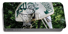 Sparty Practice Hoop Portable Battery Charger