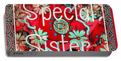 Special Sister Portable Battery Charger
