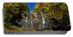 Spectacular Fall Color At Amicalola Falls Portable Battery Charger