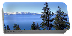 Spectacular Lake Tahoe Portable Battery Charger
