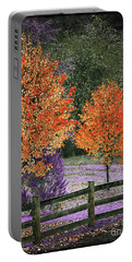 Spectral Autumn Portable Battery Charger
