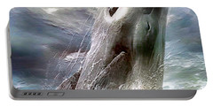 Sperm Whale Portable Battery Charger