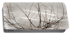 Spider Driftwood Portable Battery Charger