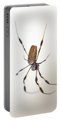 Spider In The Woods Portable Battery Charger