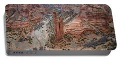 Spider Rock Overlook Portable Battery Charger