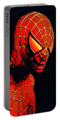 Spiderman Portable Battery Charger