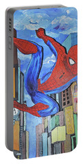 Spiderman Swings Portable Battery Charger
