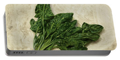 Spinach Portable Battery Chargers