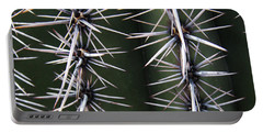 Spiny Cactus Portable Battery Charger
