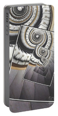 Spiral Staircase Portable Battery Charger
