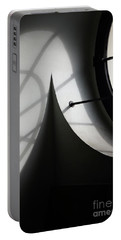 Spiral Window Portable Battery Charger