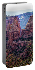 Spires And Mesa Country Portable Battery Charger