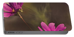 Spirit Among The Flowers Portable Battery Charger