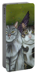 Spirit Animals Portable Battery Charger