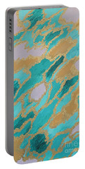 Spirit Journey Portable Battery Charger by Rachel Hannah
