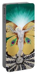 Blaa Kattproduksjoner             Spirit Of Aurelias Flight Portable Battery Charger