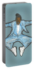Spirit Of Cab Calloway Portable Battery Charger
