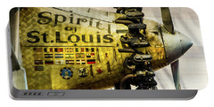 Spirit Of St Louis Portable Battery Charger