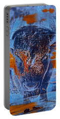 Spirit Of The Buffalo Portable Battery Charger