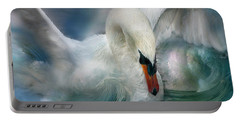 Spirit Of The Swan Portable Battery Charger