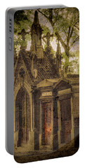 Paris, France - Spirits - Pere-lachaise Portable Battery Charger