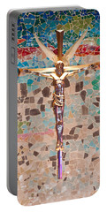Spiritual Beauty Portable Battery Charger by Colleen Coccia